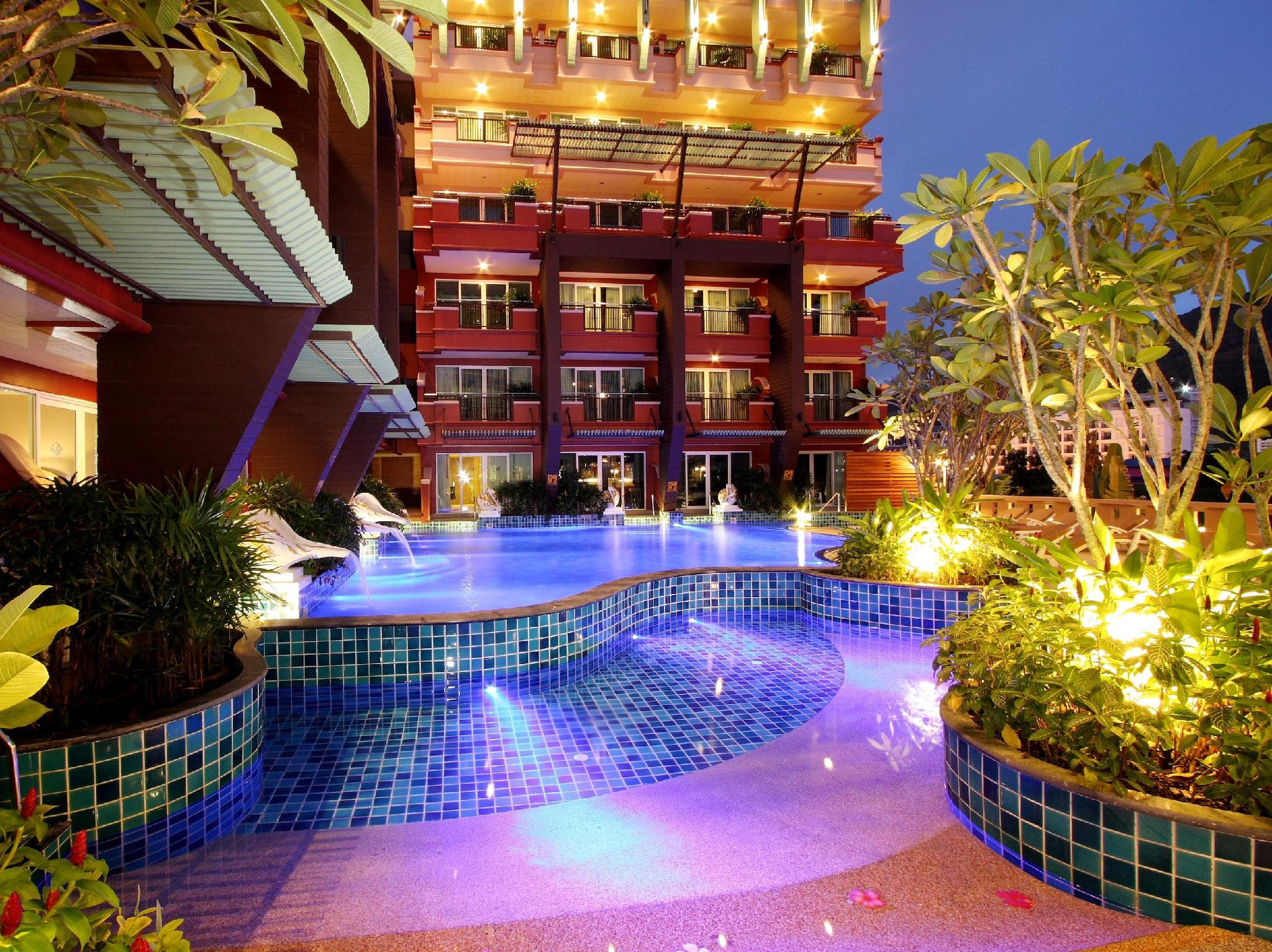 Blue Ocean Resort - Hotels and Accommodation in Thailand, Asia
