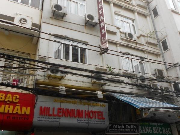 Hotell Hanoi Star Hotel - 29 Hang Mam