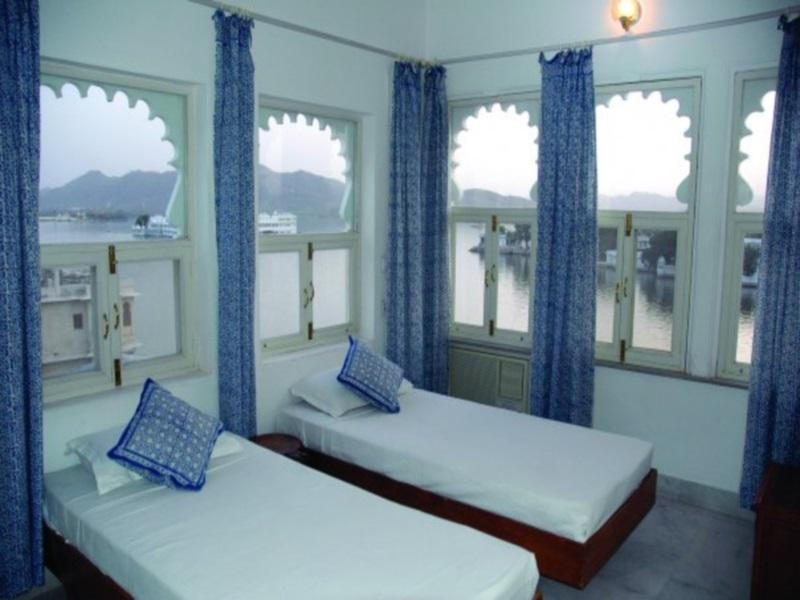 Jaiwana Haveli - Hotell och Boende i Indien i Udaipur