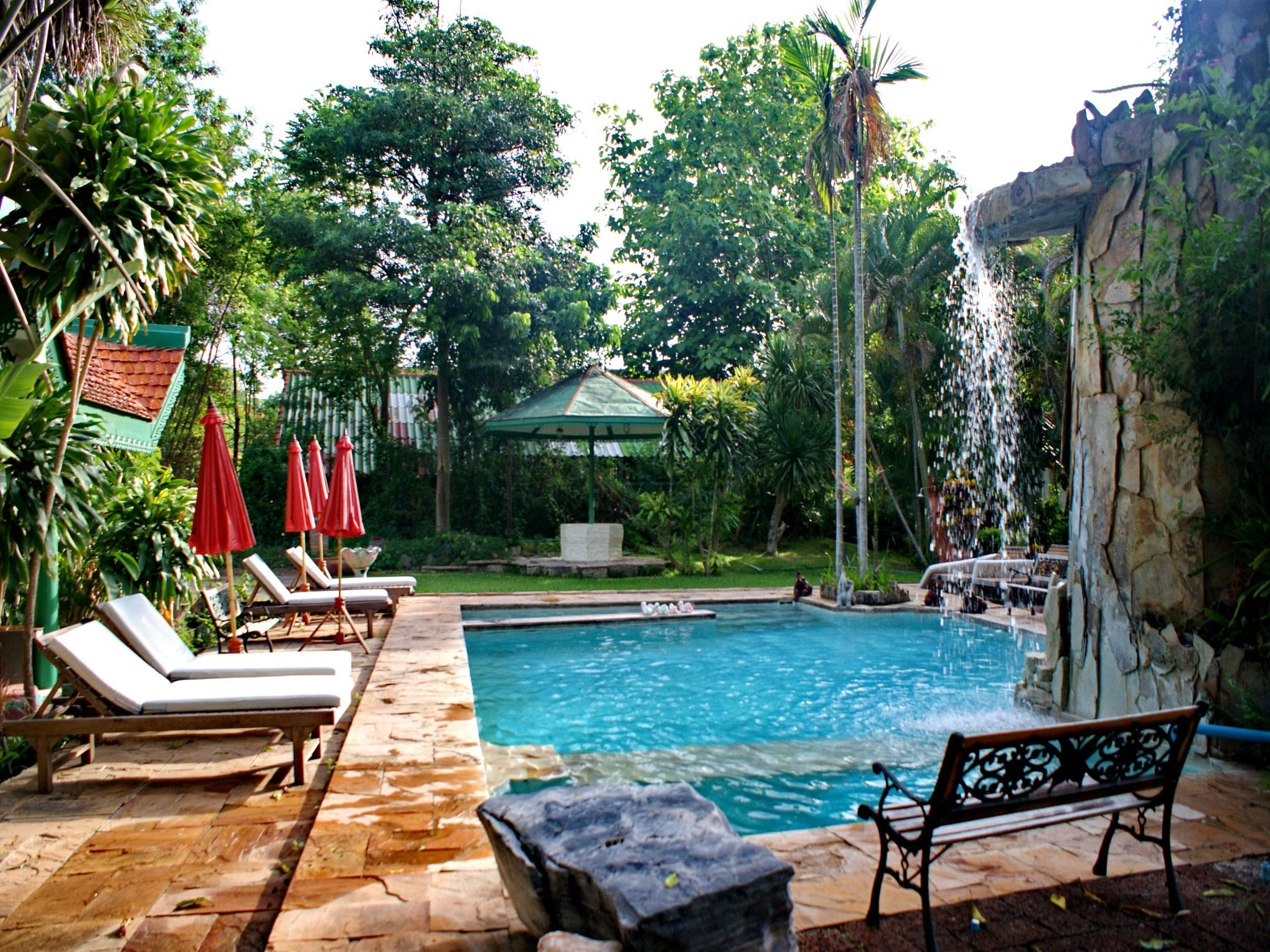 Hotell Khao Yai Garden Lodge i , Khao Yai / Nakhonratchasima. Klicka för att läsa mer och skicka bokningsförfrågan