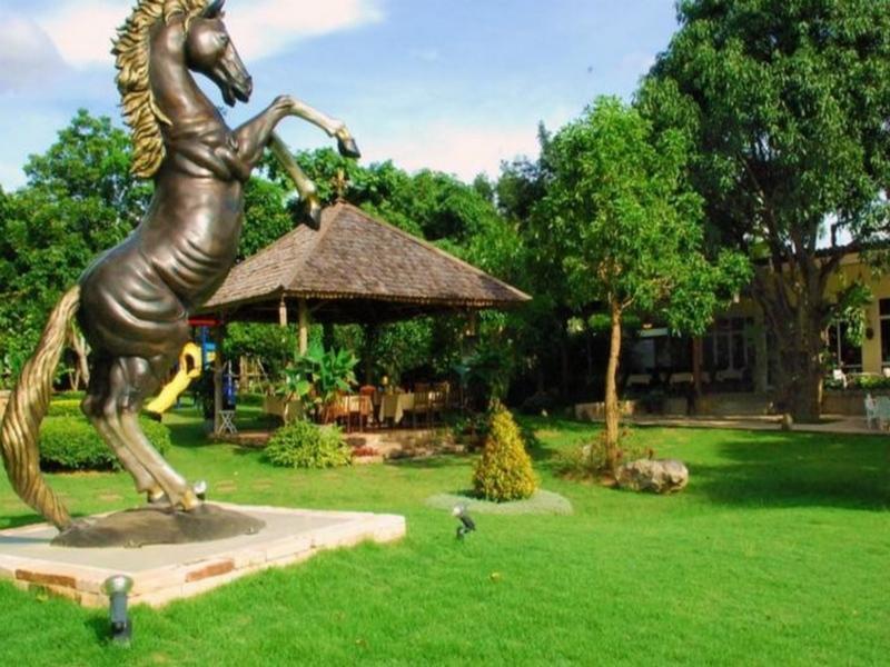 Hotell Kong Garden Resort i , Khao Yai / Nakhonratchasima. Klicka för att läsa mer och skicka bokningsförfrågan