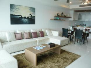 Bangtao Tropical Residence Resort and Spa Phuket - 2 Bedroom Penthouse with pool
