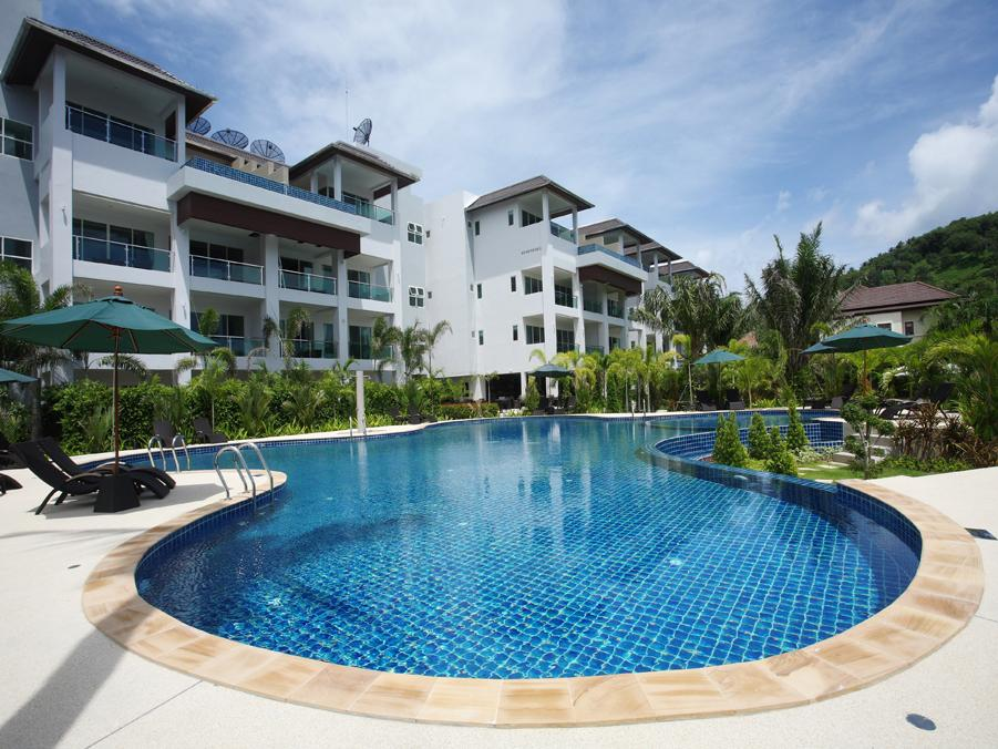 Bangtao Tropical Residence Resort and Spa Phuket - Hotel Exterior