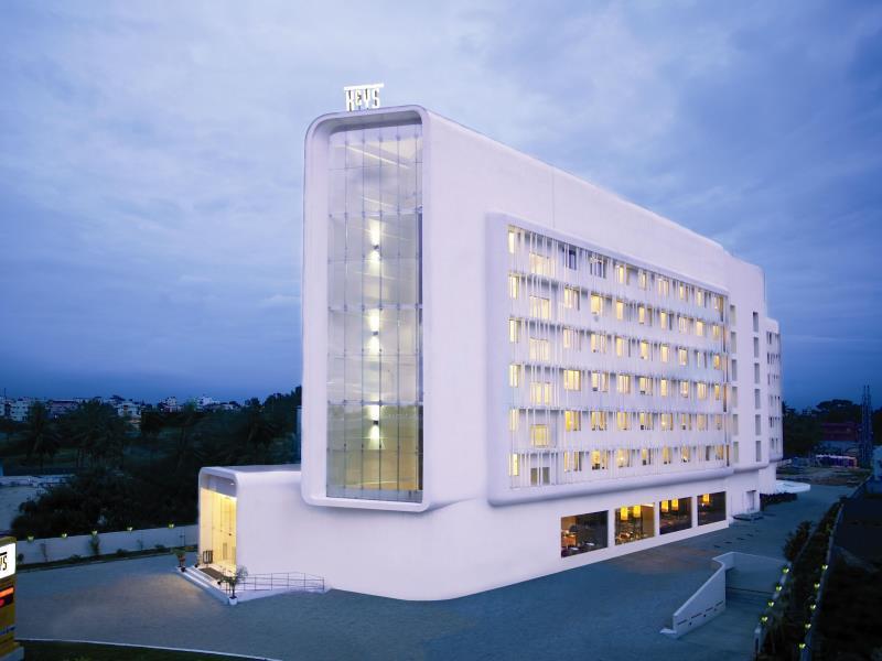Keys Hotel - Hosur Road - Hotell och Boende i Indien i Bengaluru / Bangalore