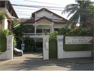 Le Rit Hotel – Restaurant Boutique Phnom Penh - Exterior