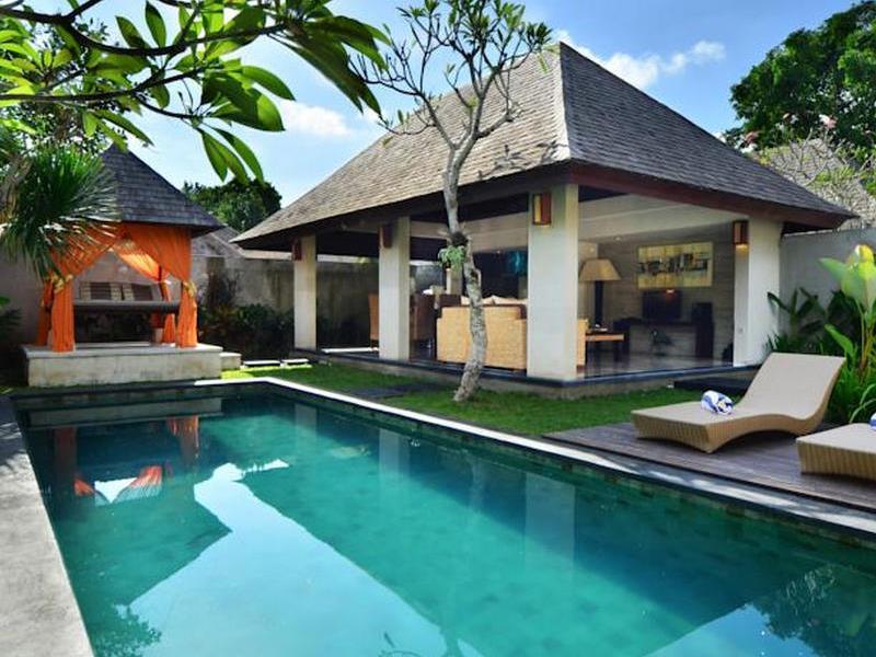 The Khayangan Dreams Villa