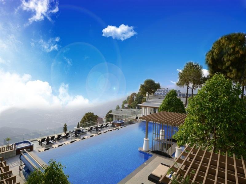 Moksha Himalaya Spa Resort - Centara Boutique Collection - Hotell och Boende i Indien i Parwanoo