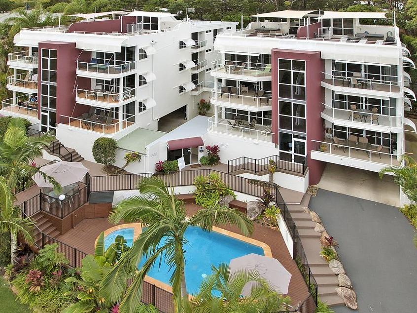 Bali Hai Apartments Noosa - Hotell och Boende i Australien , Noosa