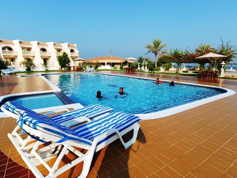 Barracuda Beach Resort - Hotels and Accommodation in United Arab Emirates, Middle East