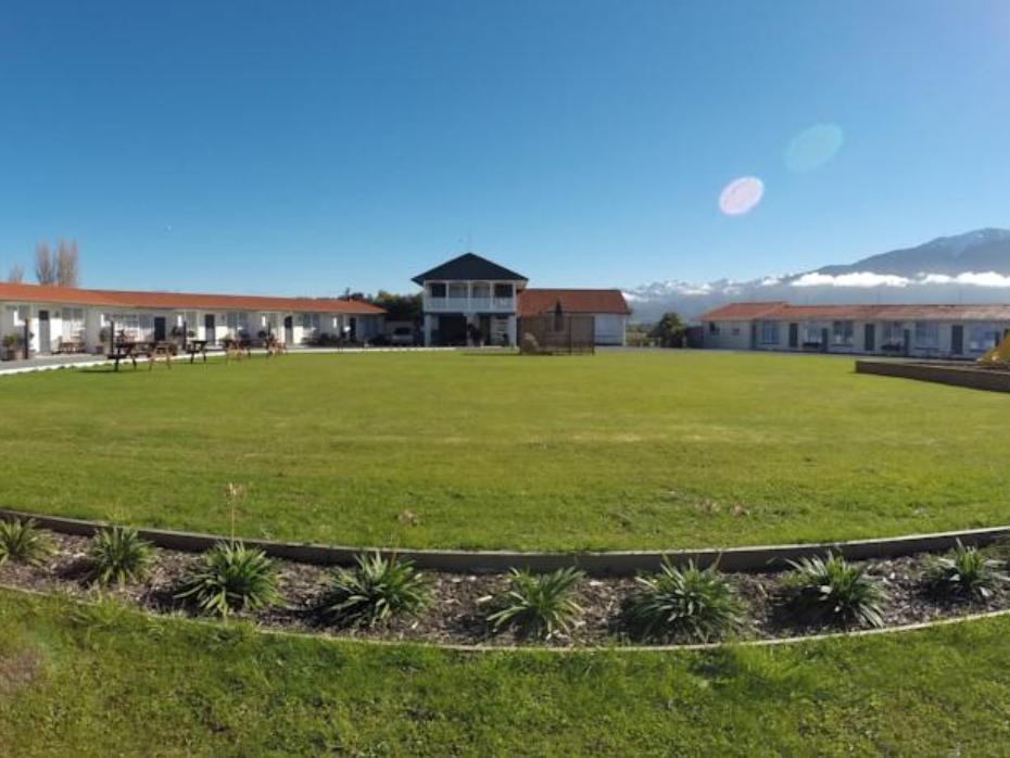 Heritage Court Motor Lodge - Hotell och Boende i Nya Zeeland i Stilla havet och Australien