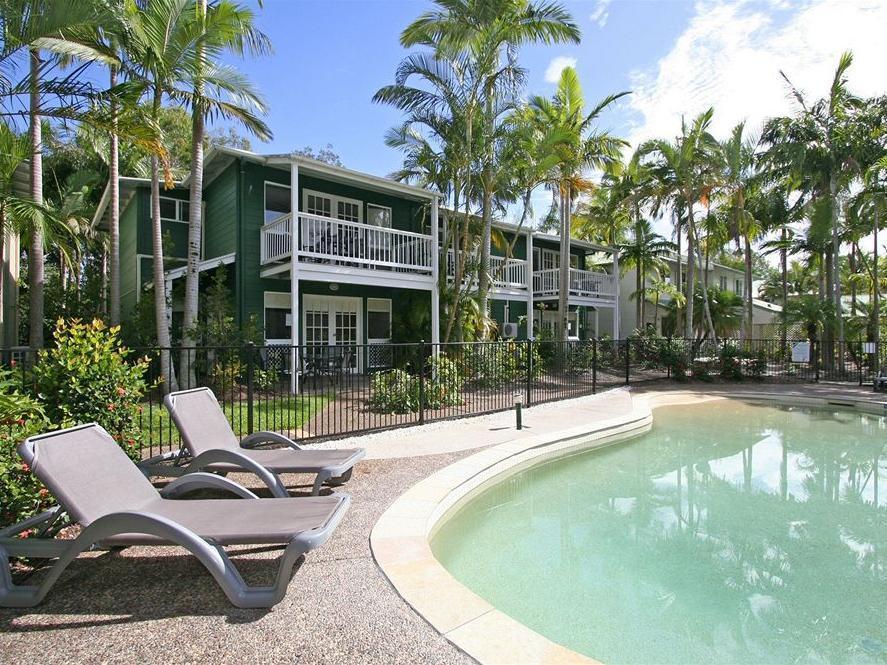 Coral Beach Noosa Resort - Hotell och Boende i Australien , Noosa