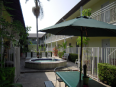 Coral Sands Motel Los Angeles (CA) - Courtyard