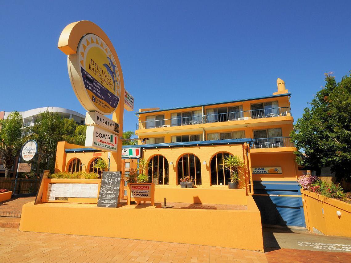 Delfinos Bay Resort - Hotell och Boende i Australien , Hervey Bay