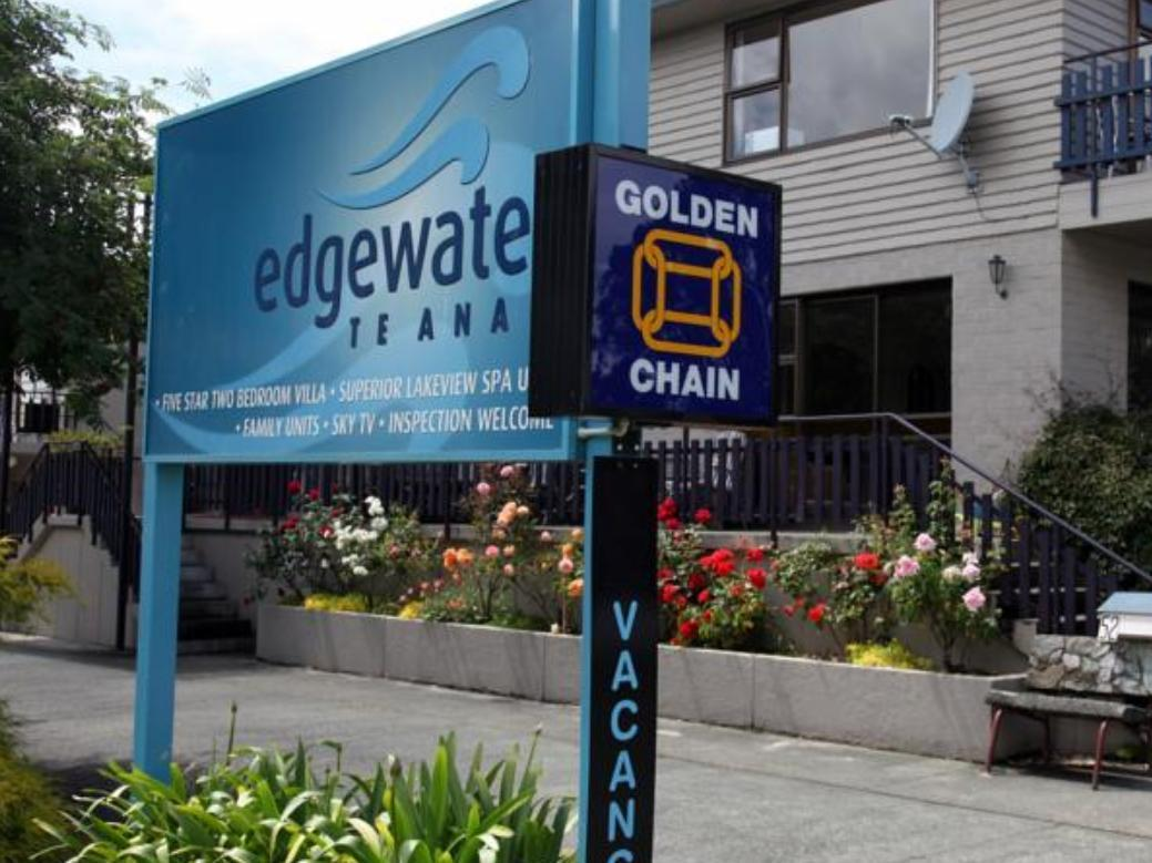 Edgewater Motel - Hotels and Accommodation in New Zealand, Pacific Ocean And Australia