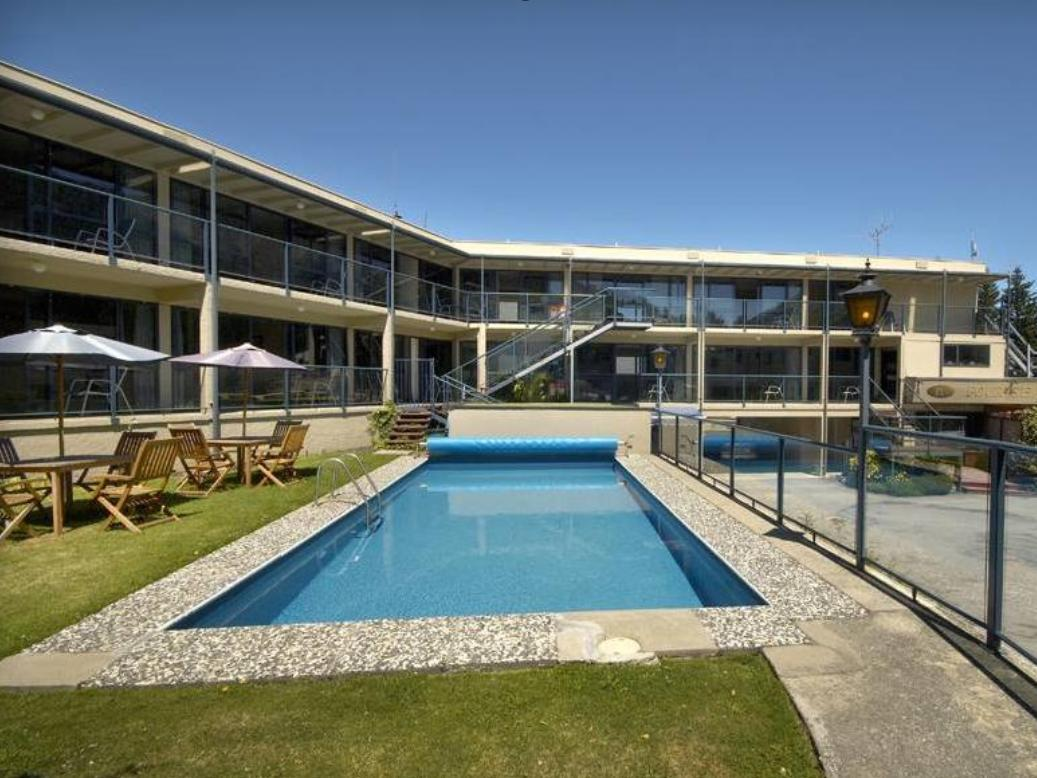 Four Seasons Motel - Hotels and Accommodation in New Zealand, Pacific Ocean And Australia