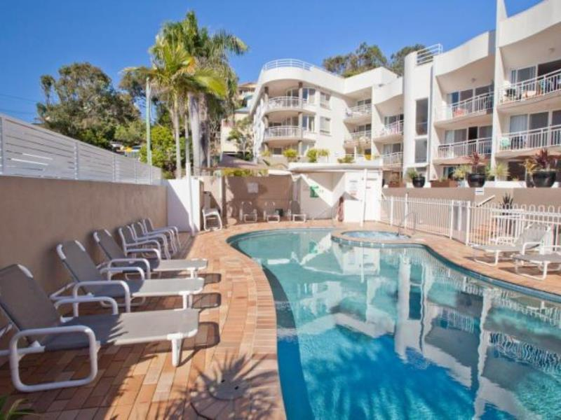 Kirra Palms Holiday Apartments - Hotell och Boende i Australien , Guldkusten