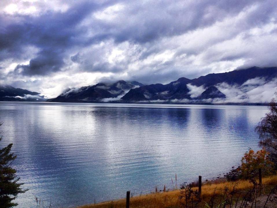 Lake Hawea Hotel - Hotell och Boende i Nya Zeeland i Stilla havet och Australien
