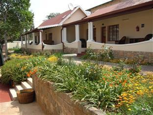 Melvin Residence Guest House Pretoria - The guest room annex