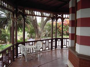 Melvin Residence Guest House Pretoria - Main residence verandah