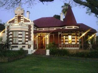 Melvin Residence Guest House Pretoria - Early evening in October