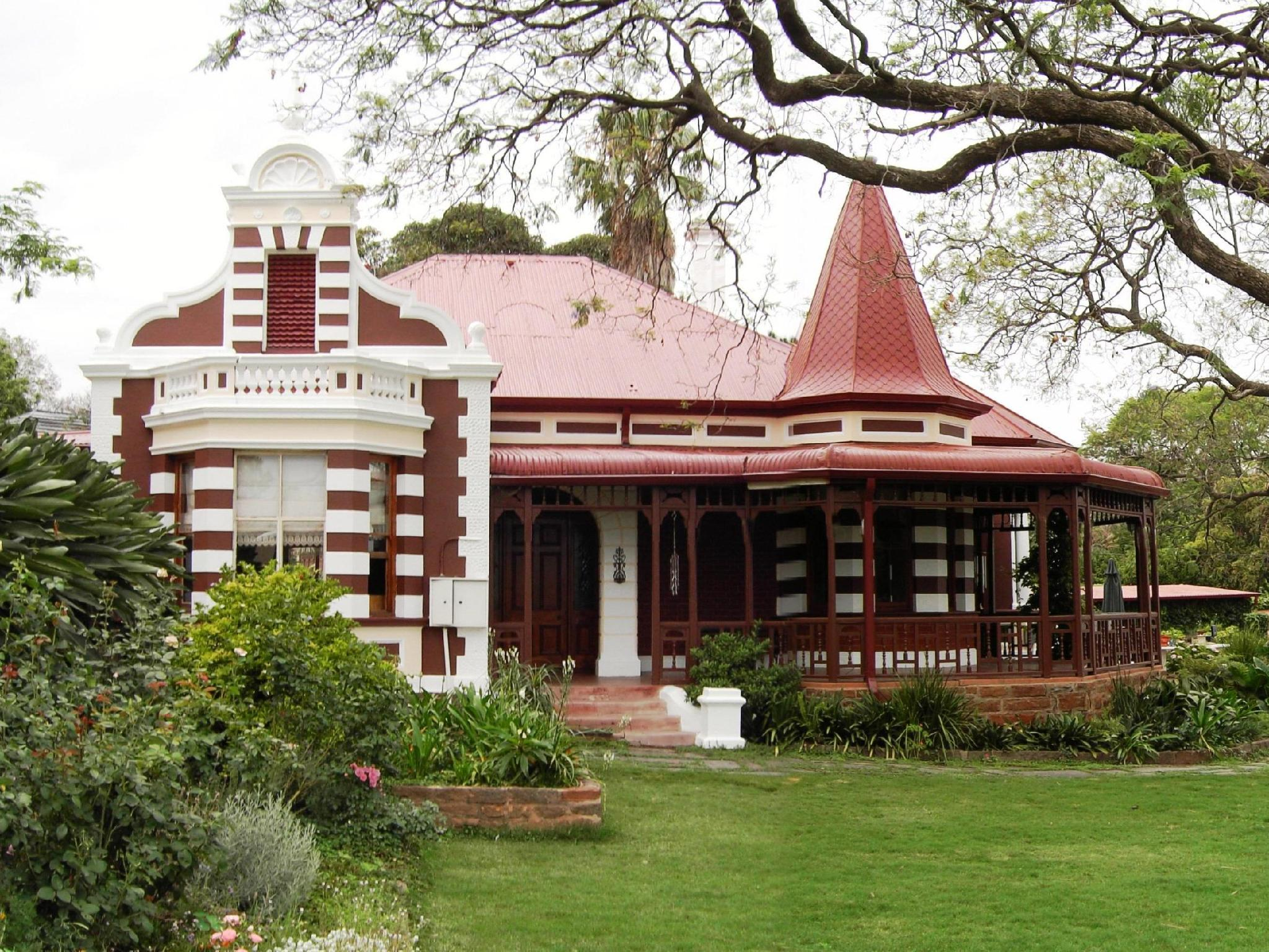 Melvin Residence Guest House Pretoria - Old Main House