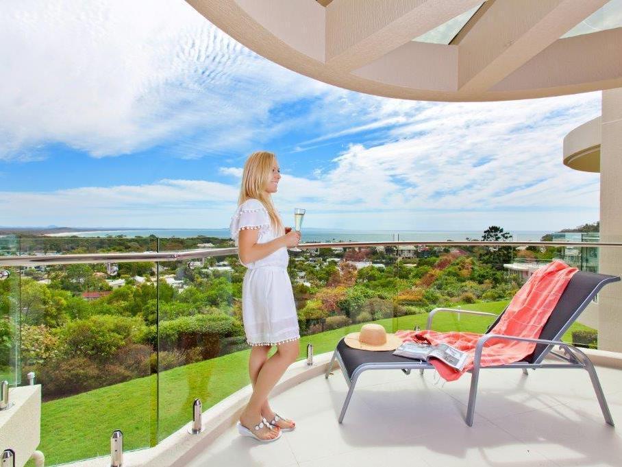 Noosa Crest Resort - Hotell och Boende i Australien , Noosa