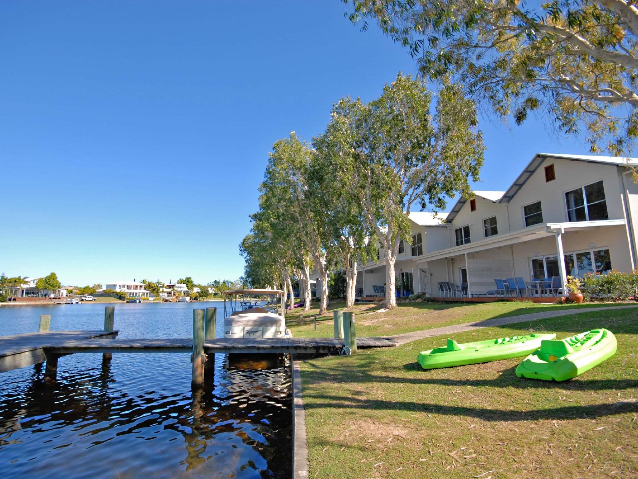 Noosa Entrance Waterfront Resort - Hotell och Boende i Australien , Noosa