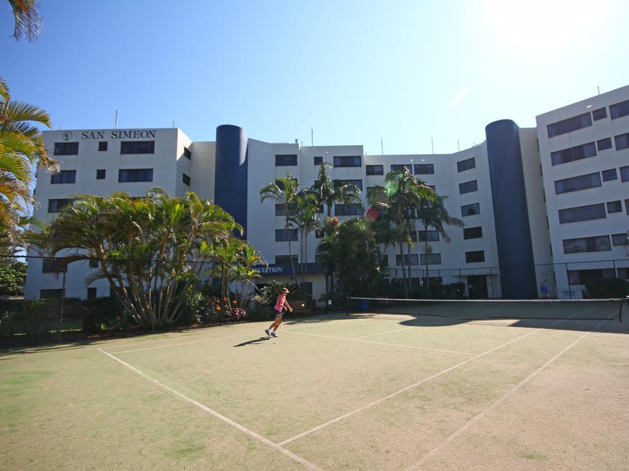 San Simeon Beachfront Apartments - Hotell och Boende i Australien , Guldkusten