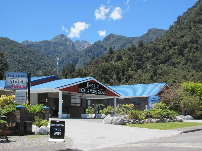 Terrace Motel - Hotels and Accommodation in New Zealand, Pacific Ocean And Australia