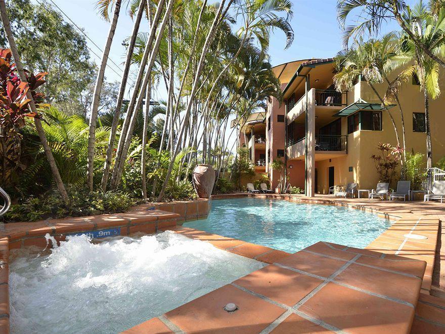 Bermuda Villas Hotel - Hotell och Boende i Australien , Noosa