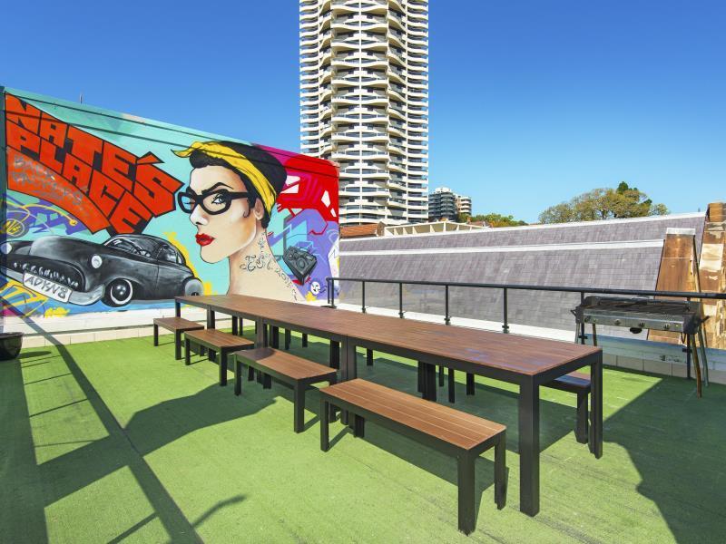 Boomerang Backpackers - Hotell och Boende i Australien , Sydney