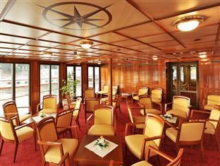 Florentina Boat Hotel Praha - Inne i hotellet