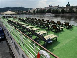 Florentina Boat Hotel Praha - Omgivelser