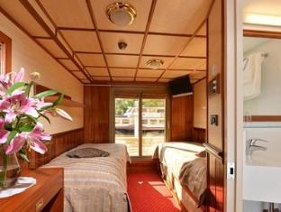 Florentina Boat Hotel Praha - Gjesterom