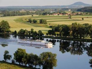 Florentina Boat Hotel Praag - Uitzicht