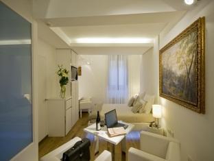 Gigli D'Oro Suite Řím - Pokoj pro hosty