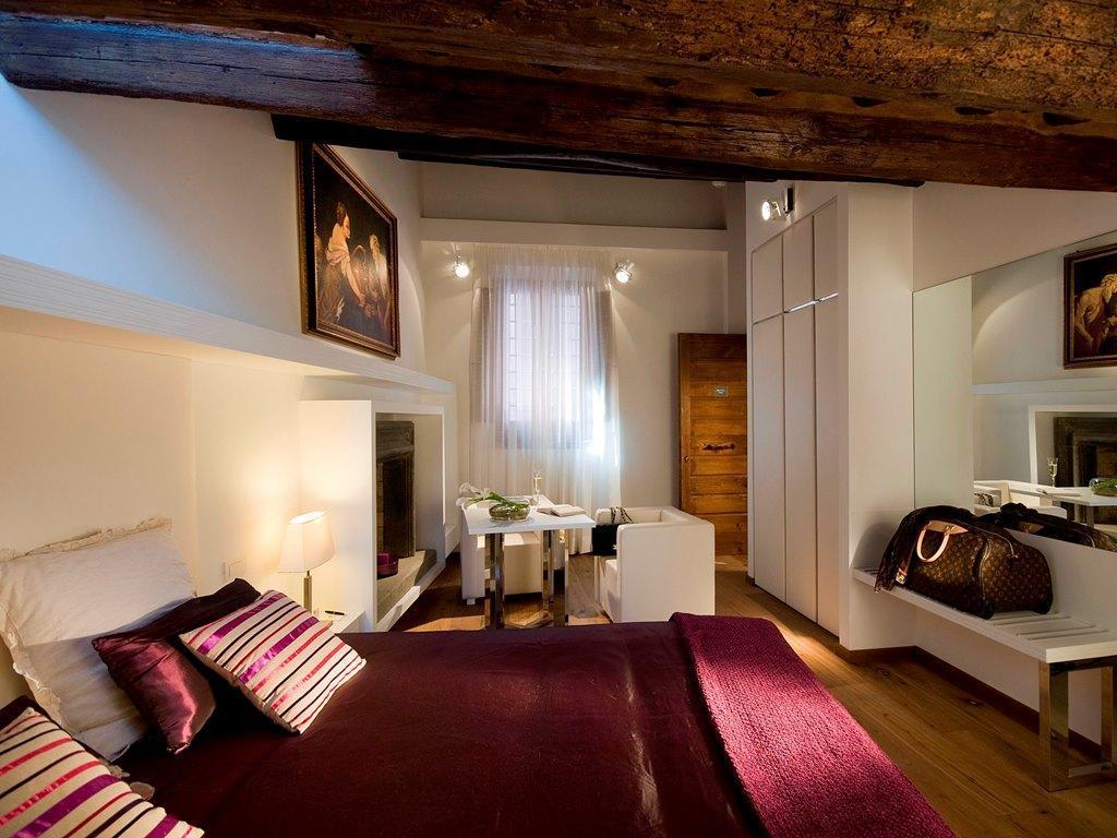 Gigli D'Oro Suite Řím - Interiér hotelu