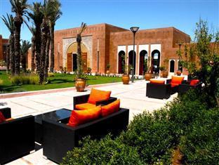 Kenzi Club Agdal Medina - All Inclusive Marrakech - Garden