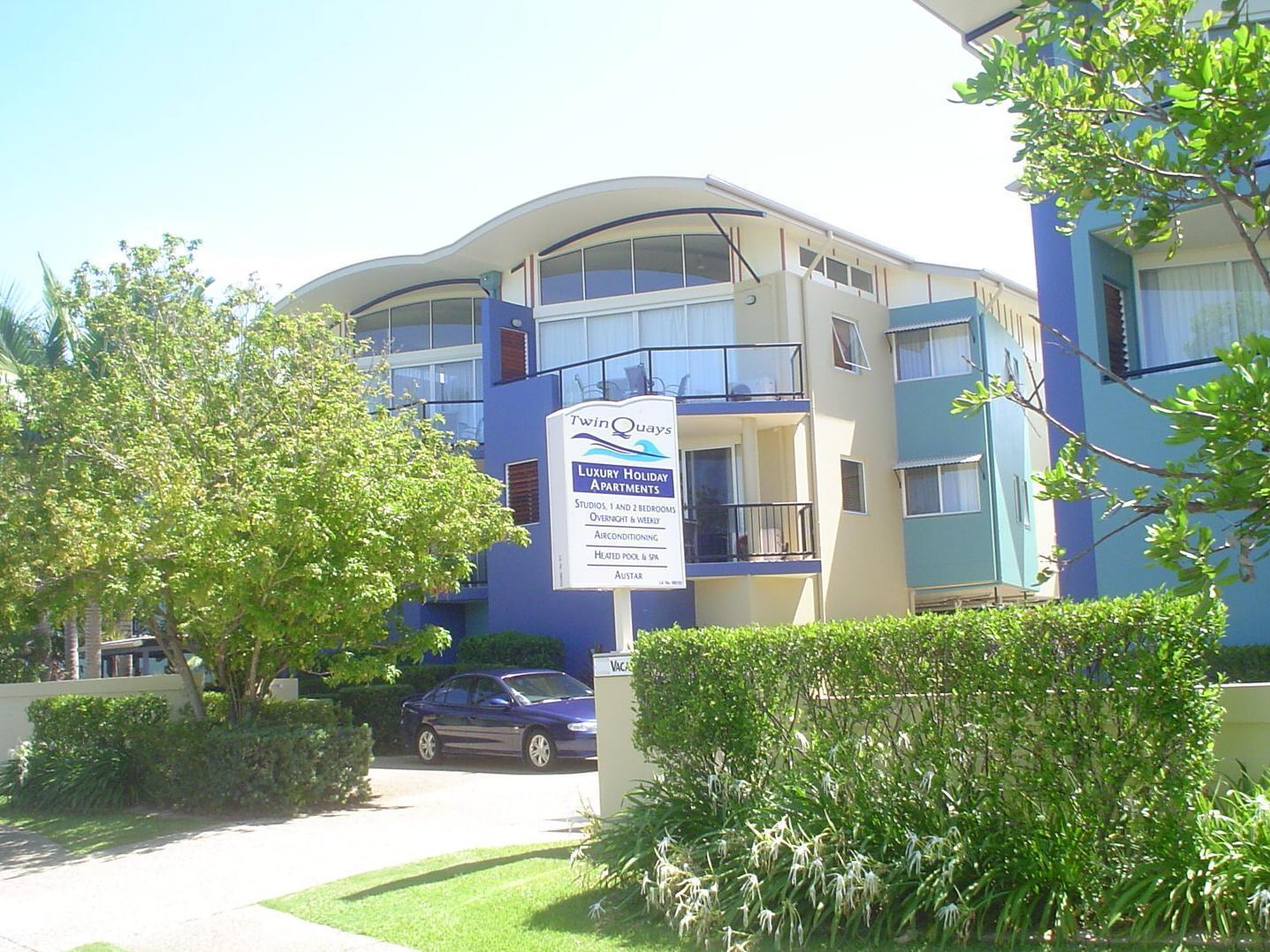 Twin Quays Noosa Hotel - Hotell och Boende i Australien , Noosa