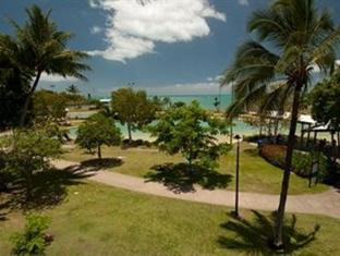 Whitsunday on the Beach Hotel Уитсандейс - Сад