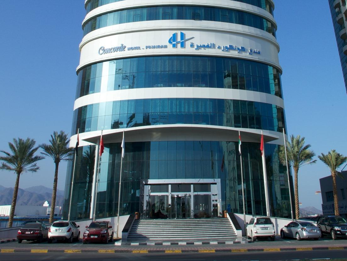 Concorde Fujairah Hotel - Hotels and Accommodation in United Arab Emirates, Middle East