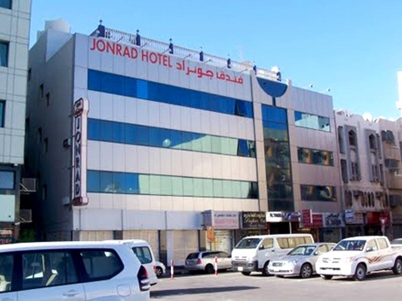 Jonrad Hotel - Hotels and Accommodation in United Arab Emirates, Middle East