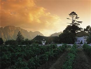 Mont Rochelle Hotel & Mountain Vineyards Franschhoek