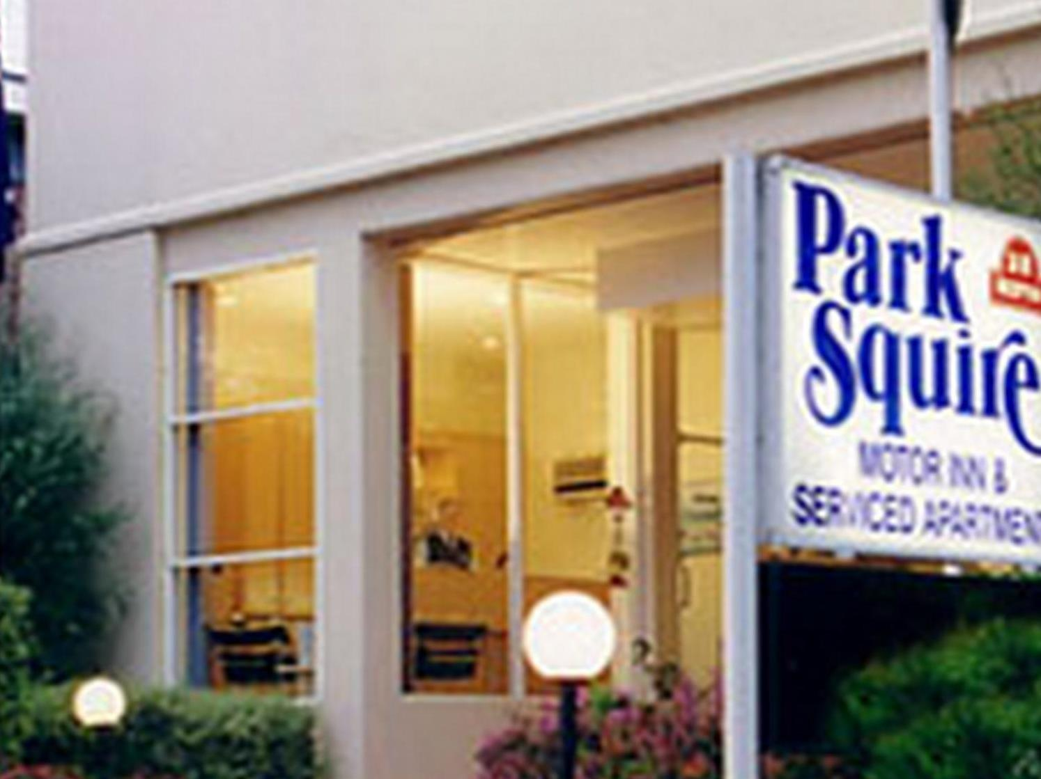 Hotell Park Squire Motor Inn and Serviced Apartment