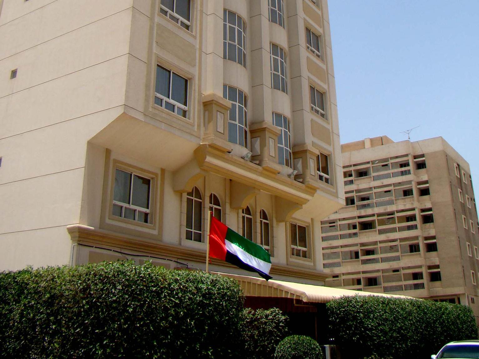 Queen Inn Apartment - Hotels and Accommodation in United Arab Emirates, Middle East