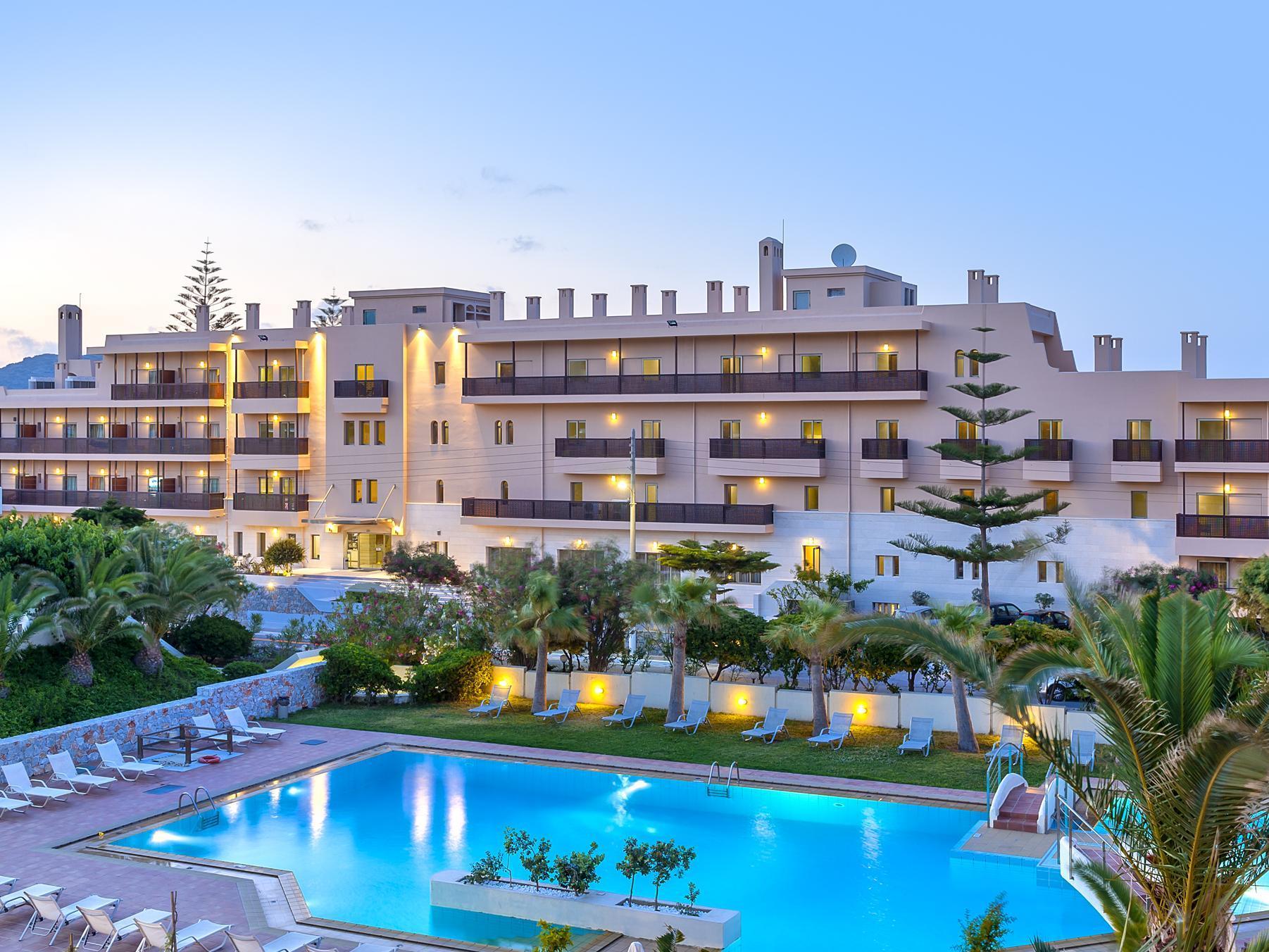 Santa Marina Beach Hotel - Crete Island