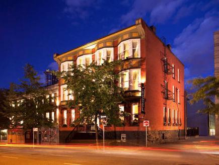 빅토리안 호텔