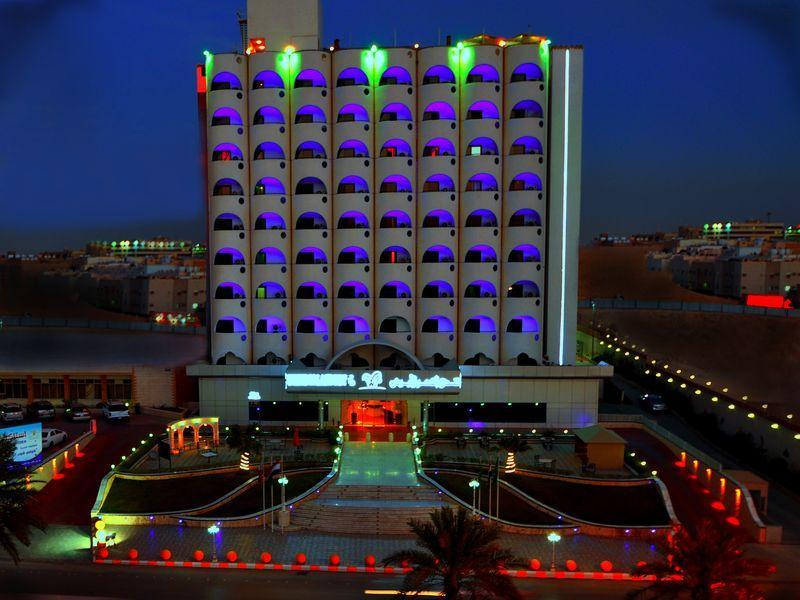 White Palace Hotel - Hotels and Accommodation in Saudi Arabia, Middle East