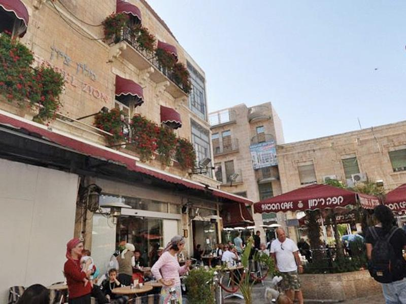 Zion Hotel - Hotels and Accommodation in Israel, Middle East