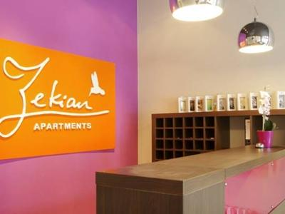 Zekian Boutique Apartments ® Berlynas
